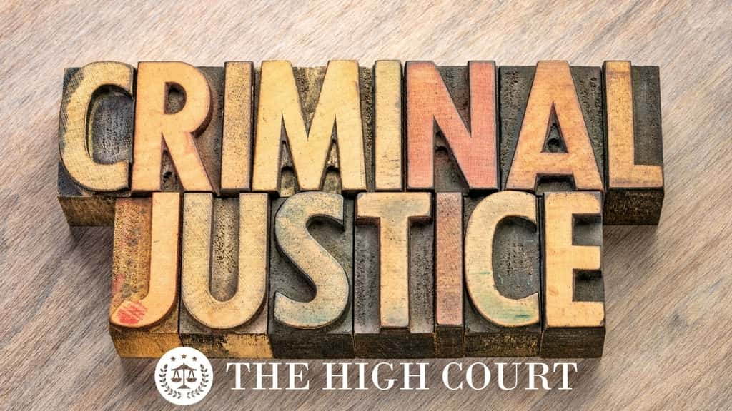 criminal justice jobs